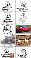 Cereal Guy Needs Cereal