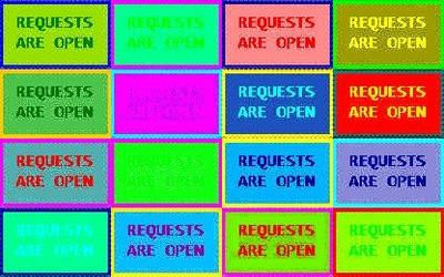 requests are open image !