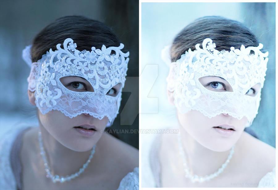 Lace Face Eyefeather-Stock by Kaylian