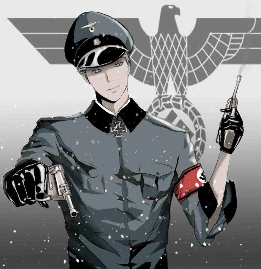 Nazi!GermanyXSoldier!Reader (LEMON) by XxPUFFINxX on DeviantArt