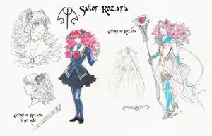 Sailor Rozaria by Valendra