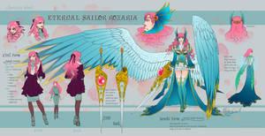 Character Sheet::Eternal Sailor Rozaria