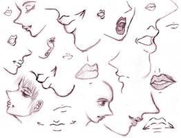 lips lips and more lips