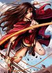 Wonder-woman fanart