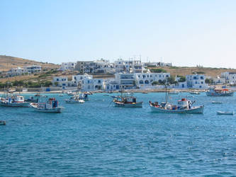 Greek sea colours by anthropomastoras
