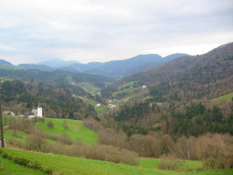 Trojane of Slovenia by anthropomastoras
