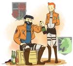 Attack On Tintin