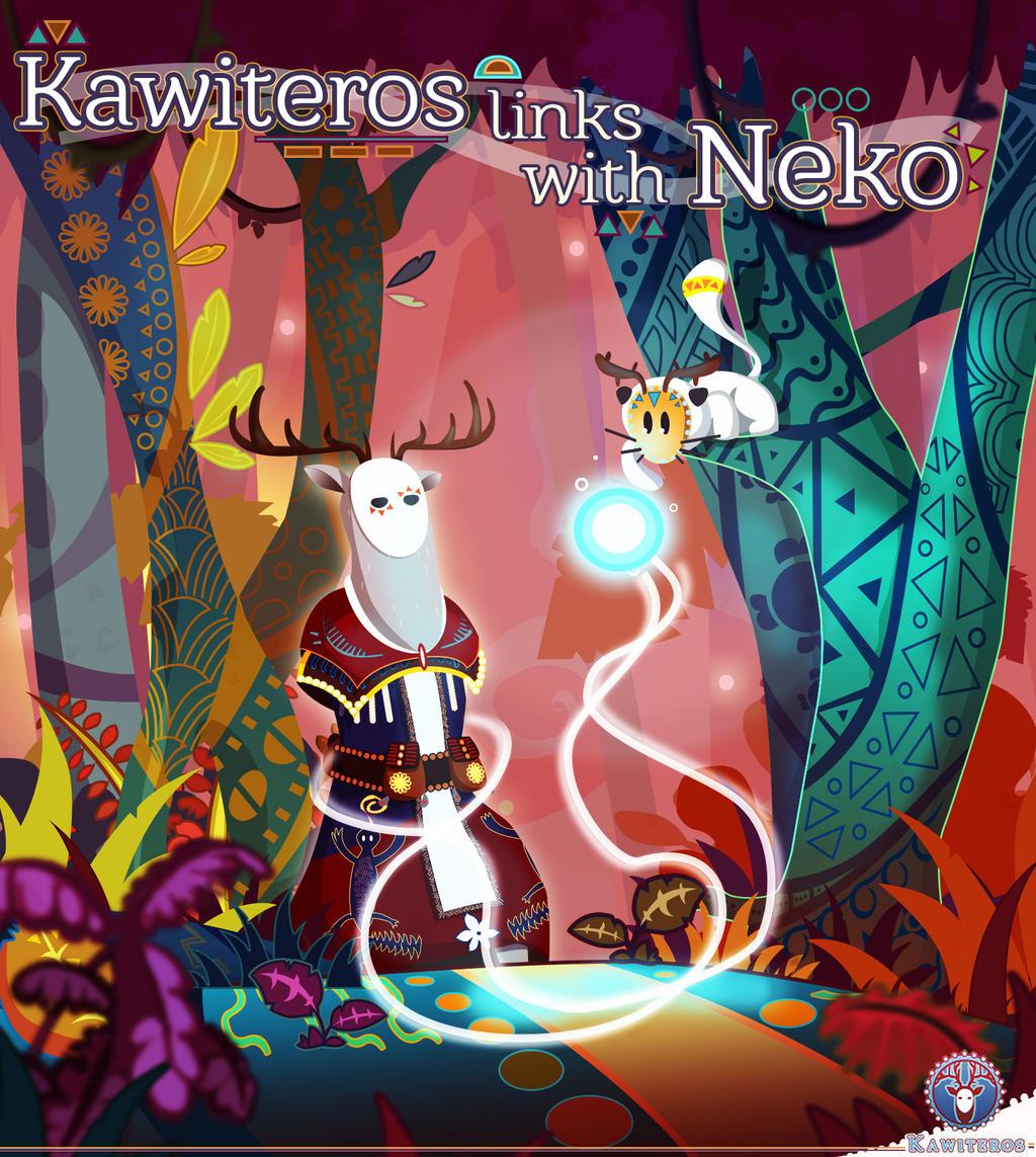 Kawiteros Neko Partenariat by Hakkaeni