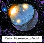 Nibiru , Wormwood , Mardok by VMJML1er
