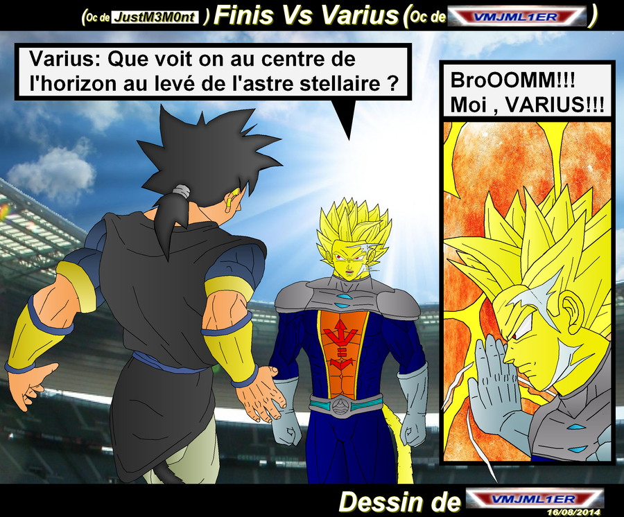 Finis Vs Varius - 2014 - v2 by VMJML1er