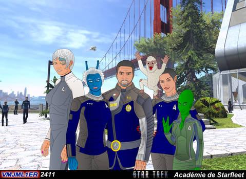 Academie Starfleet