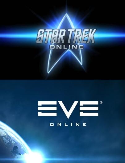Startrek online vs EVE online by VMJML1er