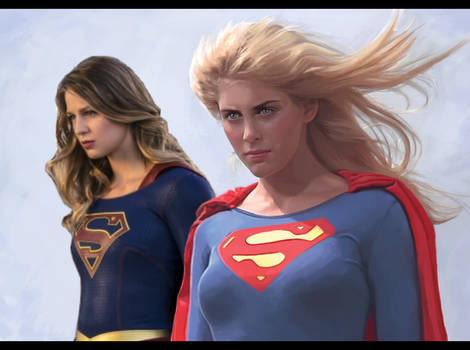 Generation Supergirls,Melissa Benoist,Helen Slater
