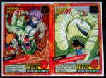 DBGT,Pan,Trunks,Goku vs Mouma