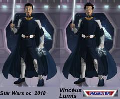 Starwars OC,Vinceus Lumis