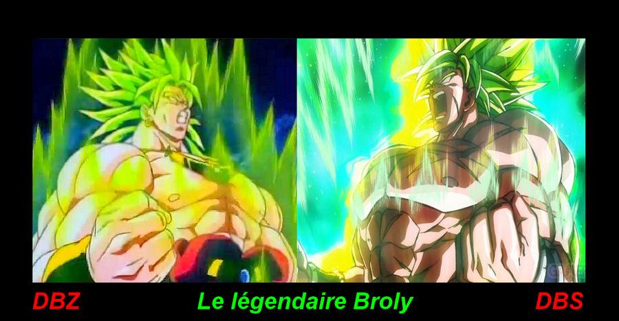 Le Legendaire Broly