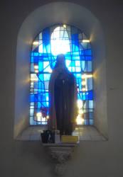 Vierge,Eglise,