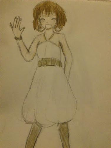 Daisy by Chibiklompen