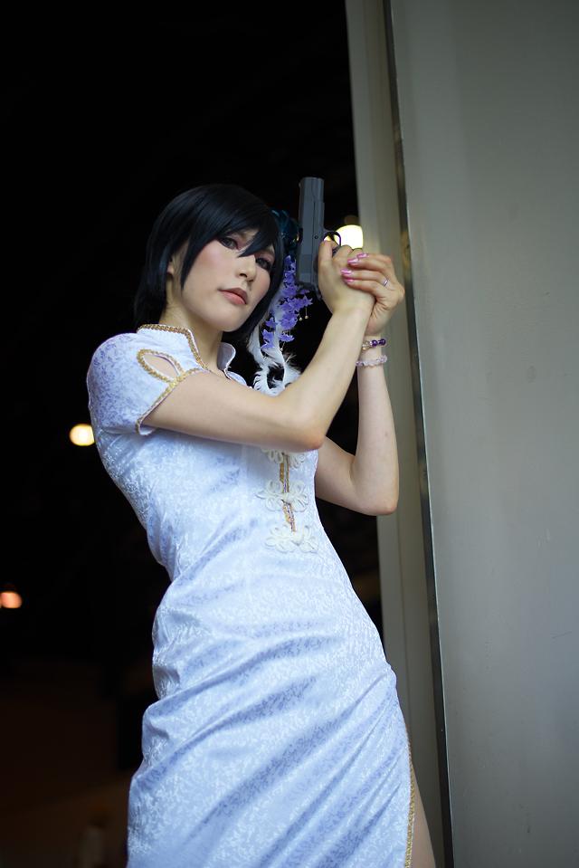 Resident Evil 6  Ada Wong by aoi-takamura