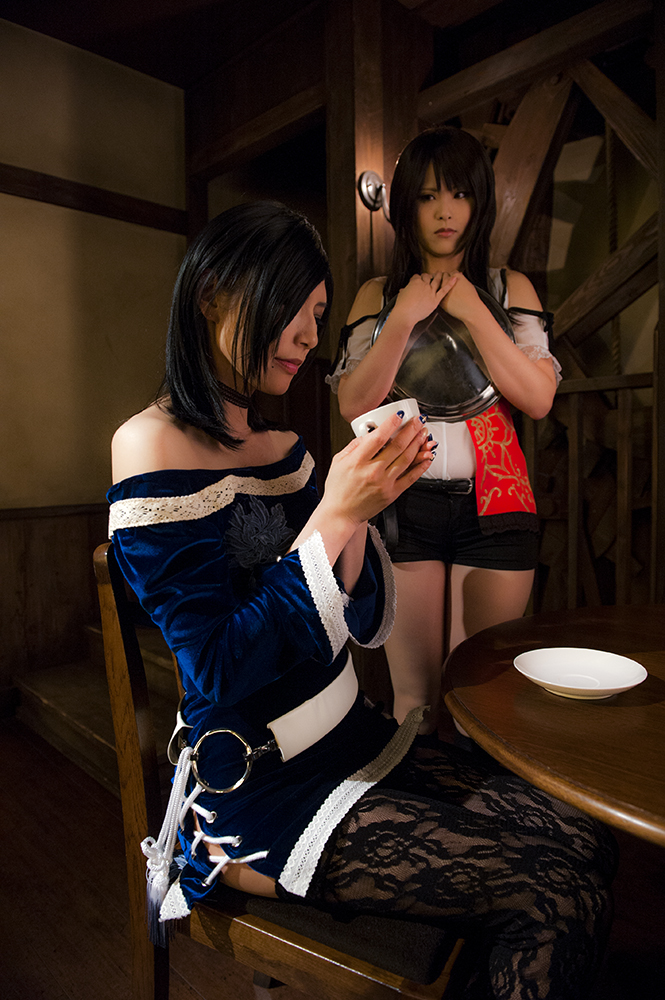 Fatal Frame5 by aoi-takamura