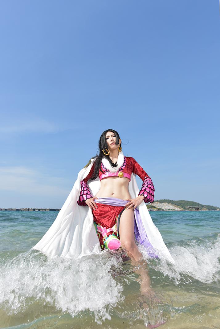 Boa Hancock by aoi-takamura