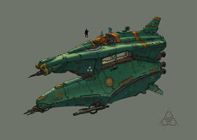 fighter by mMark