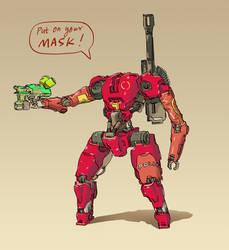 Red Officer