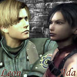 Leon X Ada by ChrisRedfieldBSAA