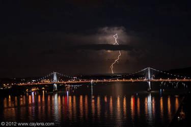 On a Dark and Stormy Night by velvetXskies