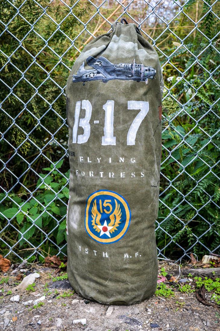 Custom WWII Bag by angelsd