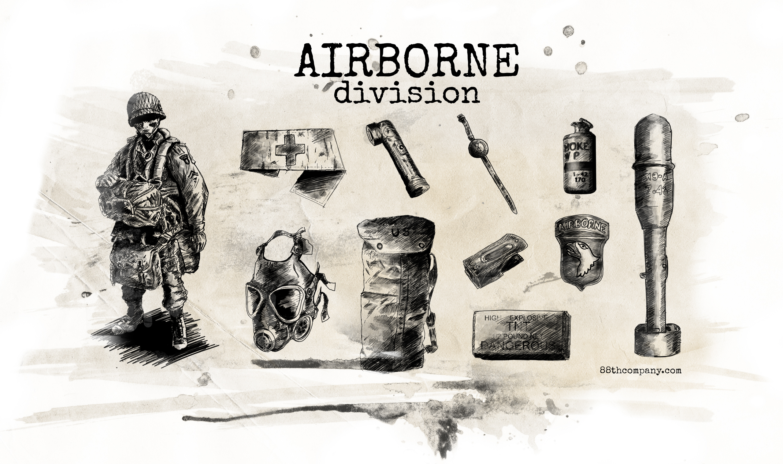 airborne infantry wallpaper - photo #16