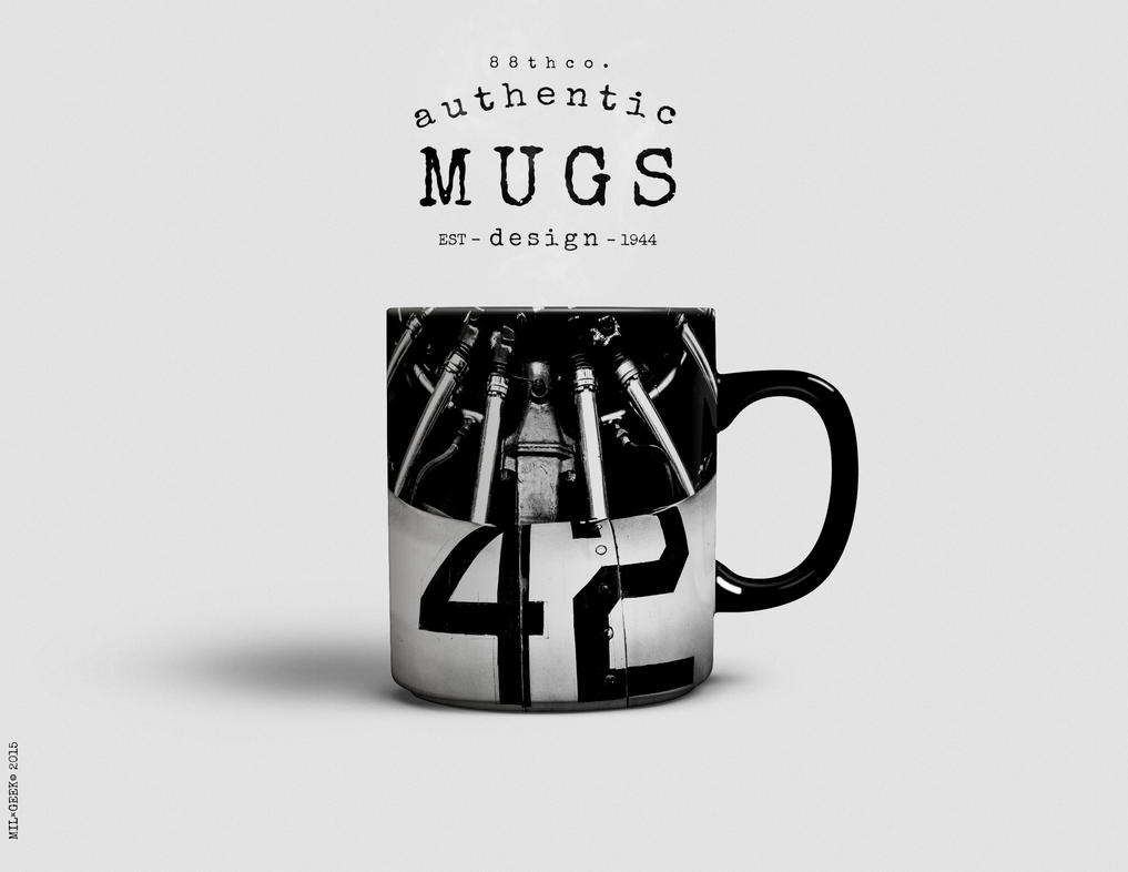 Authentic Mugs Design by angelsd