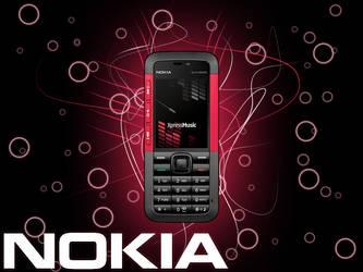 Nokia Ad by Puntsch