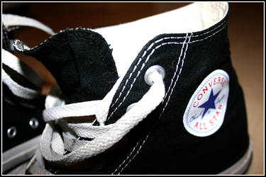 Chucks are up by Puntsch