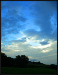Sky of Carinthia by Puntsch