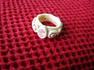 Ivory Engagement Ring
