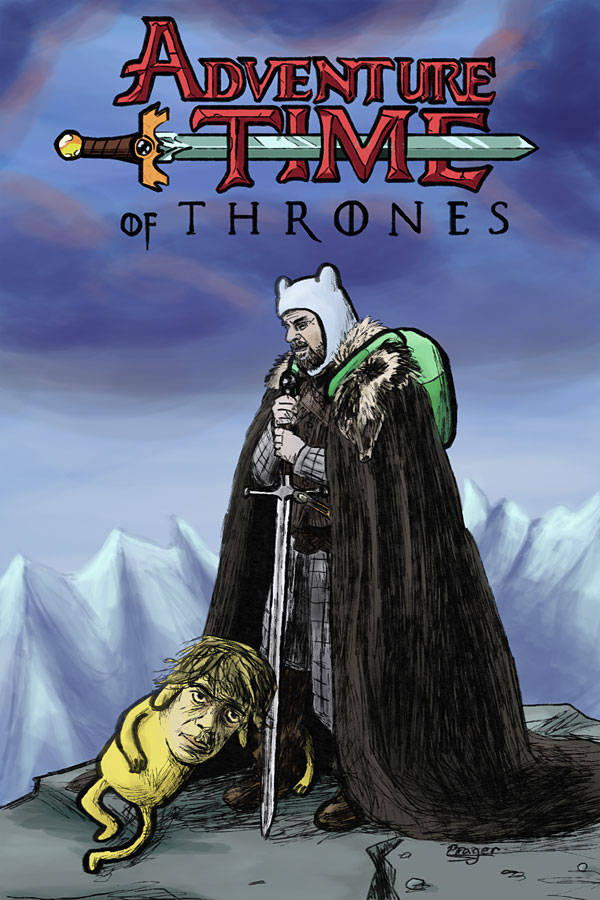 Adventure Time of Thrones