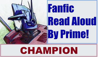 AudioFic: Champion