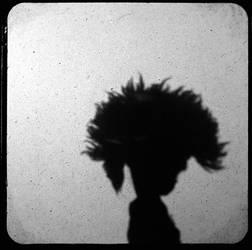 punk silhouette.