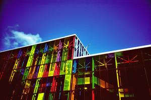 Palais des congres de Montreal by futurowoman