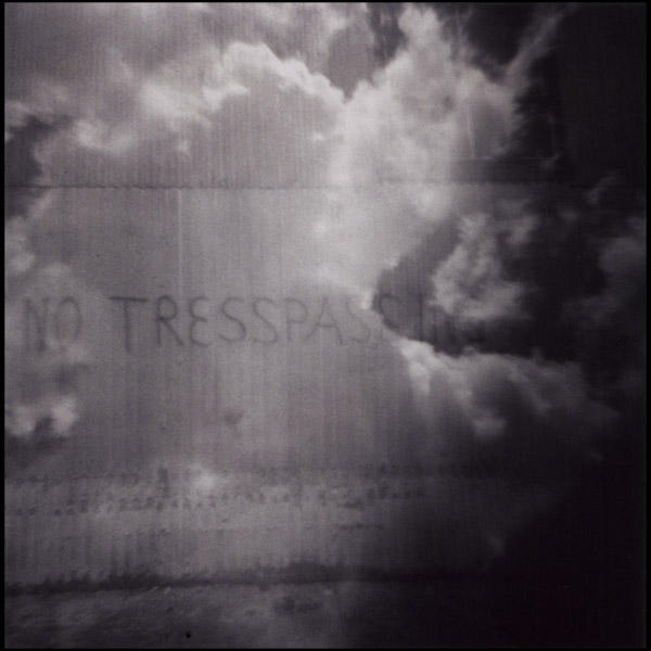 no tresspassing by futurowoman