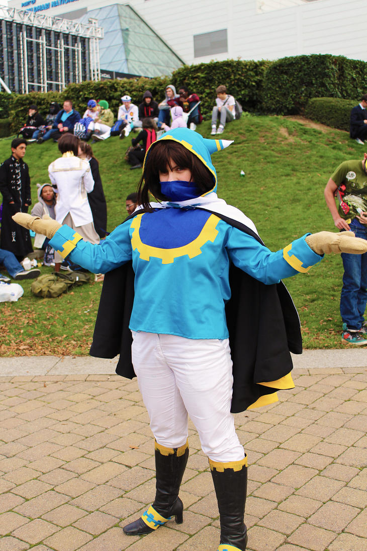 Kirby: Magolor by ECCG