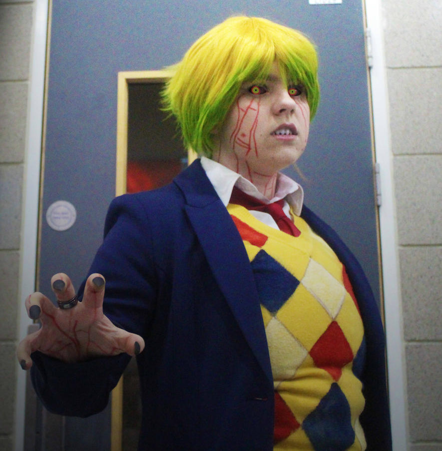 KNK: Akihito Kanbara by ECCG