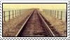 train tracks. by Tbearmn22