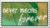 never. by Tbearmn22