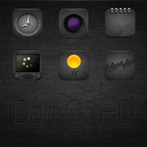 DarkO in HD by DjeTouch59