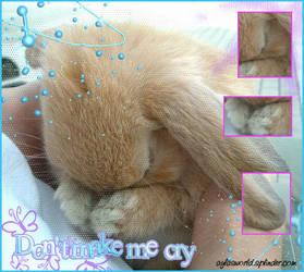Don't make me cry by PinkAyla