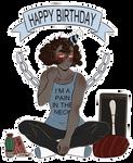Birthday boy!!