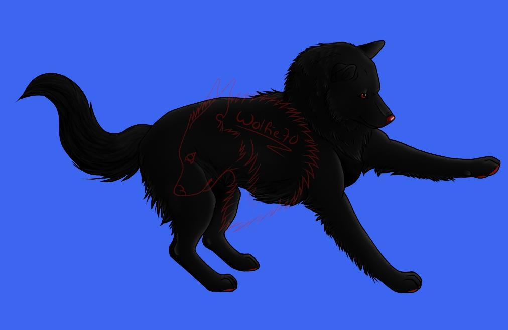 Krosis Pose by wolfie70