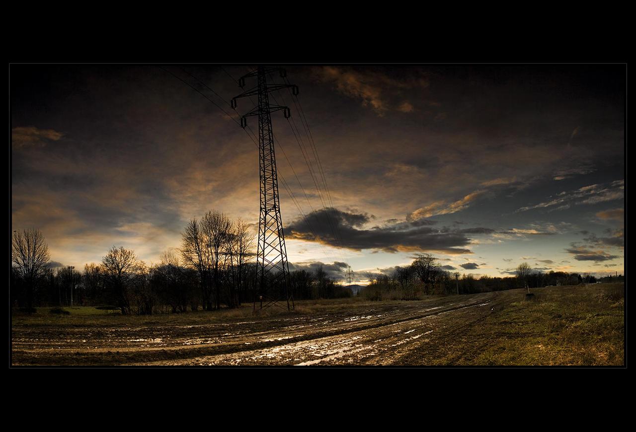 Fall of industry by RavenDarke